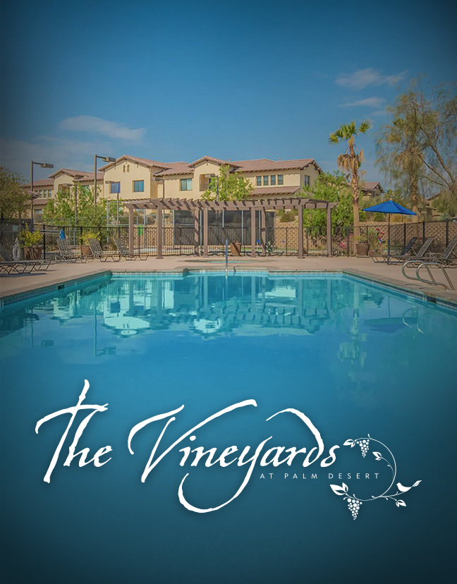 Vineyards at Palm Desert Apartment Homes Property Photo